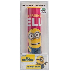Minions External Battery Friendly