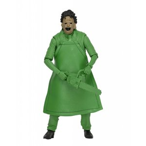 Texas Chainsaw Massacre Action Figure Leatherface (Classic Video Game Appearance)