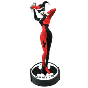 Batman The Animated Series Femme Fatales PVC Statue Harley Quinn