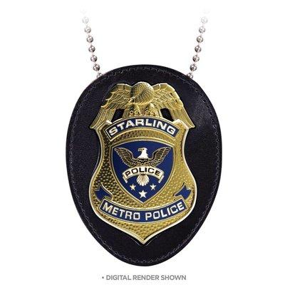 Arrow Replica 1/1 Starling City Police Badge