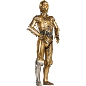 Star Wars Action Figure 1/6 C-3PO