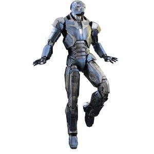 Iron Man 3 Movie Masterpiece Action Figure 1/6 Iron Man Mark XL Shotgun