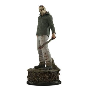 Friday the 13th Premium Format Figure 1/4 Jason Voorhees Legend of Crystal Lake