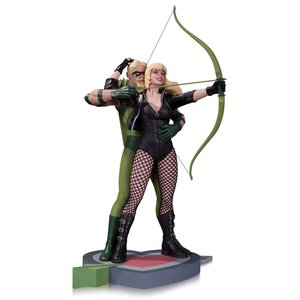 Statue DC Comics Green Arrow & Black Canary