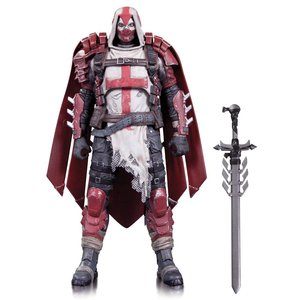 Batman Arkham Knight Action Figure Azrael