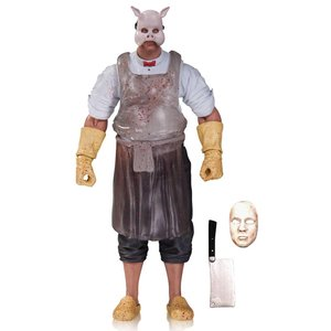 Batman Arkham Knight Action Figure Professor Pyg