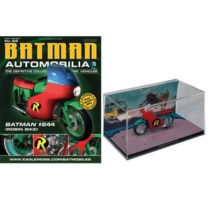 Batman Automobilia Collection #62