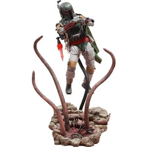 Star Wars Movie Masterpiece Action Figure 1/6 Boba Fett Deluxe Version