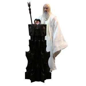 Lord of the Rings Action Figure 1/6 Saruman
