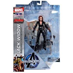 Avengers Alter von Ultron Marvel Select Actionfigur Black Widow