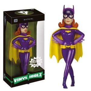Batman 1966 Vinyl Sugar Figure Vinyl Idolz Batgirl