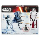 Star Wars - Assault Walker with Riot Control Stormtrooper Sergeant (Episode VII)