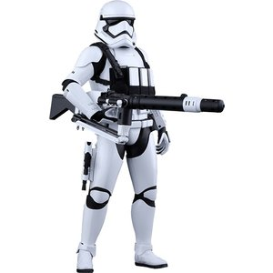 Star Wars Episode VII MMS Action Figure 1/6 First Order Heavy Gunner Stormtrooper