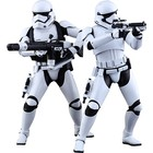 Star Wars Episode VII MMS AF 2-Pack 1/6 First Order Stormtroopers