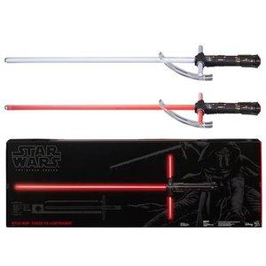 Star Wars - Kylo Ren Force FX Lightsaber Deluxe Replica (Episode VII)
