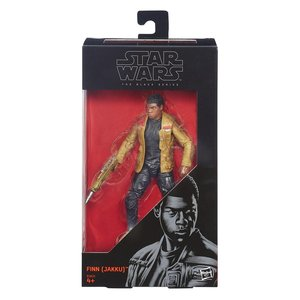 Star Wars Black Series 6-inch - Finn (Jakku) (Episode VII)