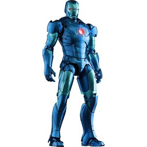 Iron Man MMS Diecast 1/6 Iron Man Mark III Stealth Mode Ver. Summer