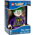 Lego DC Comics Super Heroes Wecker Joker