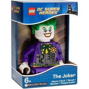 Lego DC Comics Super Heroes Wecker Joker