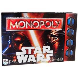 Star Wars EP VII - Monopoly (Dutch/Nederlands)