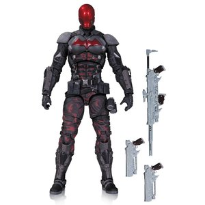 Batman Arkham Knight Action Figure Red Hood