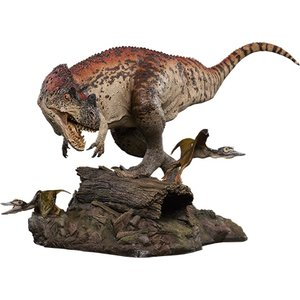 Sideshow ist Dinosauria Statue Ceratosaurus