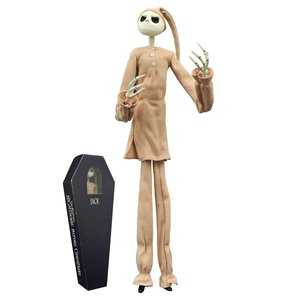 Nightmare before Christmas Coffin Puppe Pyjama Jack Coffin Puppe