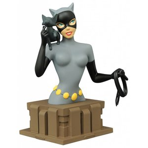 Batman The Animated Series Bust Catwoman