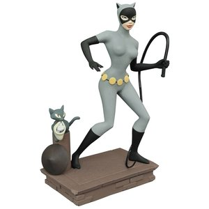 Batman The Animated Series Femme Fatales PVC Statue Catwoman