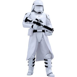 Star Wars Episode VII Movie Masterpiece Action Figure 1/6 First Order Snowtrooper