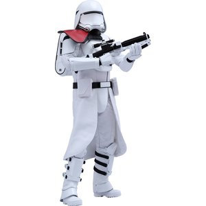Star Wars Episode VII Movie Masterpiece Action Figure 1/6 First Order Snowtrooper Officer