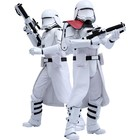 Star Wars Episode VII MMS AF 2-pack 1/6 First Order Snowtroopers