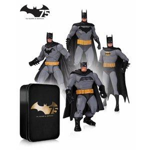 Batman Action Figure 4-Pack 75th Anniversary Set 2