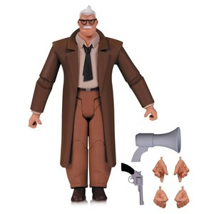 Batman The Animated Series Action Figure Commissioner Gordon