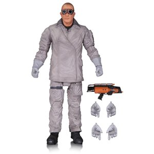 The Flash Action Figure Heat Wave