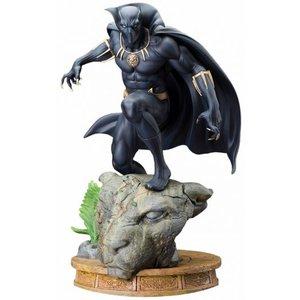 Marvel Comics Fine Art Statue sixth Black Panther 31 cm