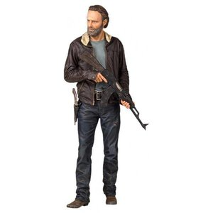 The Walking Dead Rick Grimes Quartal Statue 46 cm