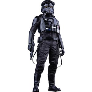 Star Wars Episode VII Movie Masterpiece Action Figure 1/6 First Order TIE Pilot