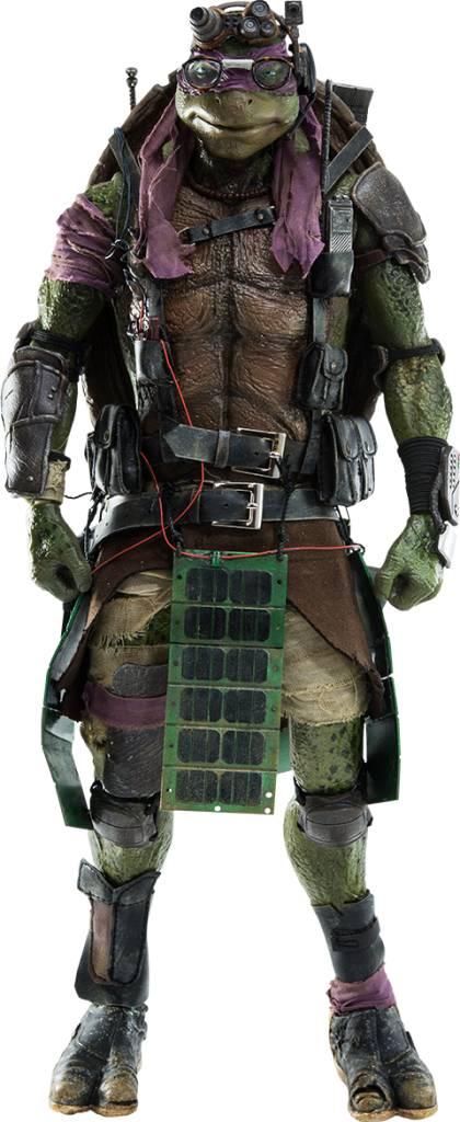 Teenage Mutant Ninja Turtles Action Figure 1/6 Donatello ...