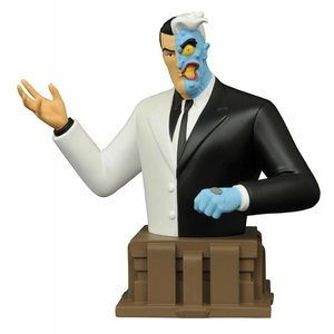Batman The Animated Series Bust Two-Face
