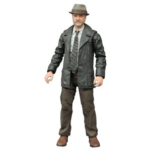 Gotham Select Action Figure Harvey Bullock