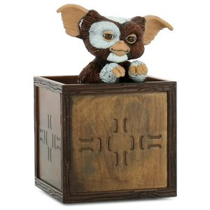 Gremlins - Gizmo in his box Pull-Back Friction Toy