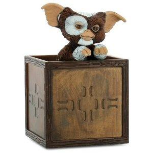 Gremlins - Gizmo in seiner Box Pull Back Friction Spielzeug