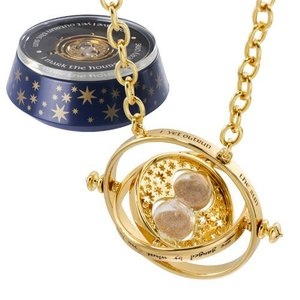 Harry Potter Time Turner Hermione's Special Edition (gold plated)