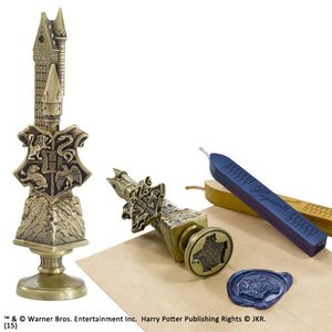 Harry Potter Wax Stamp Hogwarts