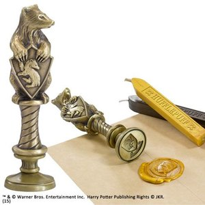 Harry Potter Wax Stamp Hufflepuff