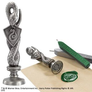 Harry Potter Slytherin Lack Stempel