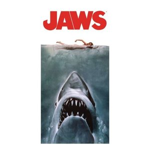 Jaws - Poster Beach / Bath Towel