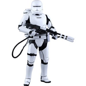 Star Wars: Episode VII Movie Masterpiece Action Figure 1/6 First Order Flame Trooper 30 cm
