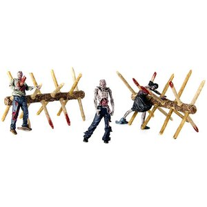The Walking Dead TV series: Building Sets - Walker Barrier